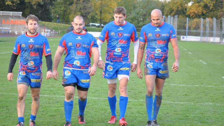 ASMacon vs ASV Lavaur 06/11/2016