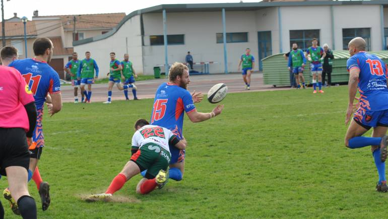 ASMACON vs RC NIMES le 12 /03 … en images