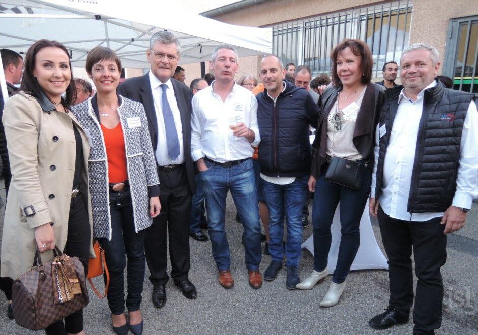Cap XV fédère toujours plus, et rassemble à Charnay-lès-Mâcon