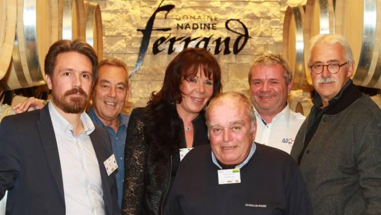 200 «Cap-quinzistes» sous le charme de l'or blanc de Nadine Ferrand