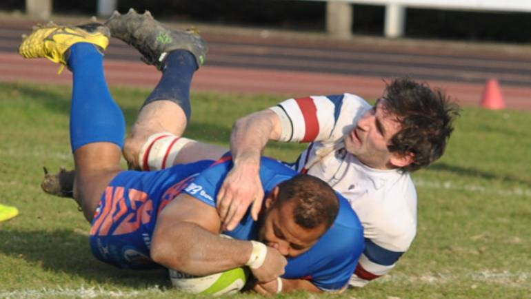 ASMACON vs GRASSE  le 12/02 en images