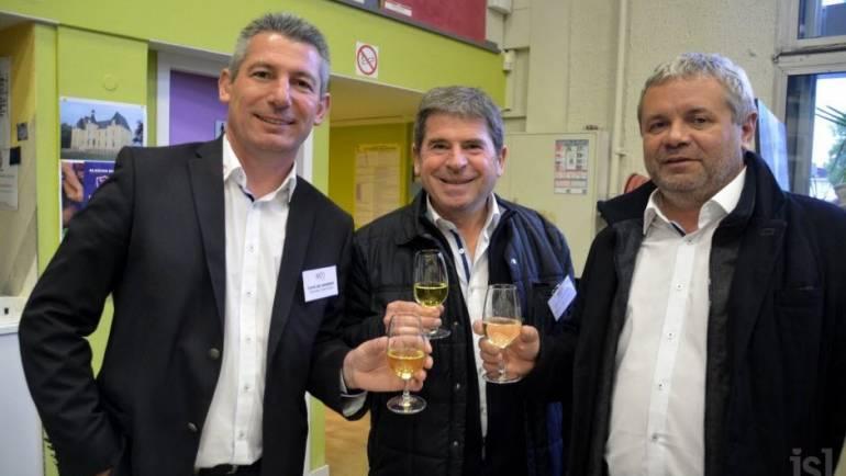Le club Cap XV avait rendez-vous jeudi soir avec trois entreprises.