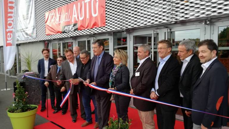 Festival Auto – Soirée d'inauguration organisée par le CAP XV