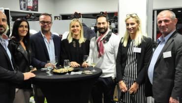 Le club Cap XV avait rendez-vous jeudi soir avec quatre entreprises.
