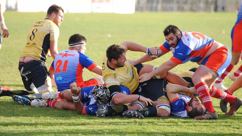Dimanche 21 janvier Agde vs Mâcon  score 19 /8 en images (photos jpG )
