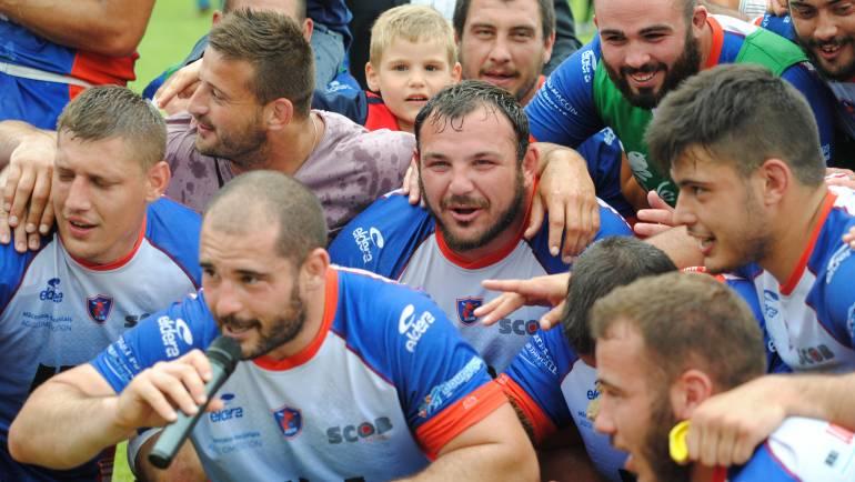 Dimanche 3 juin – l'ASMâcon VS Nantes 34 à 24