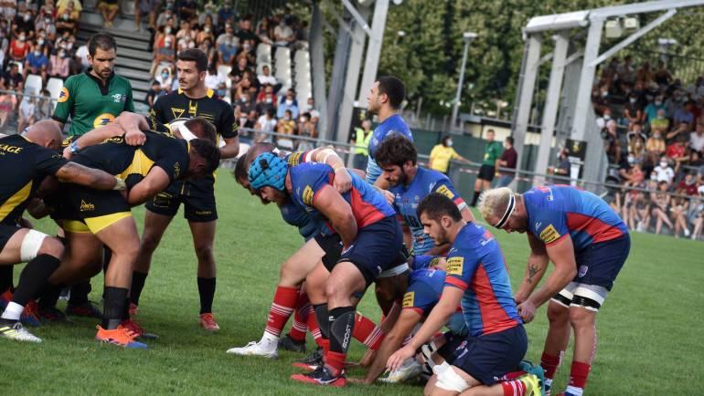 SOC – ASM : un premier match de préparation en demi-teinte face à Chambéry